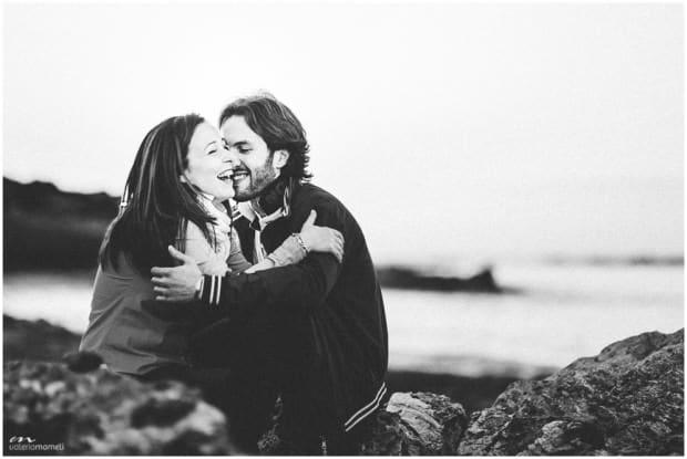 Foto di coppia Stintino pelosa