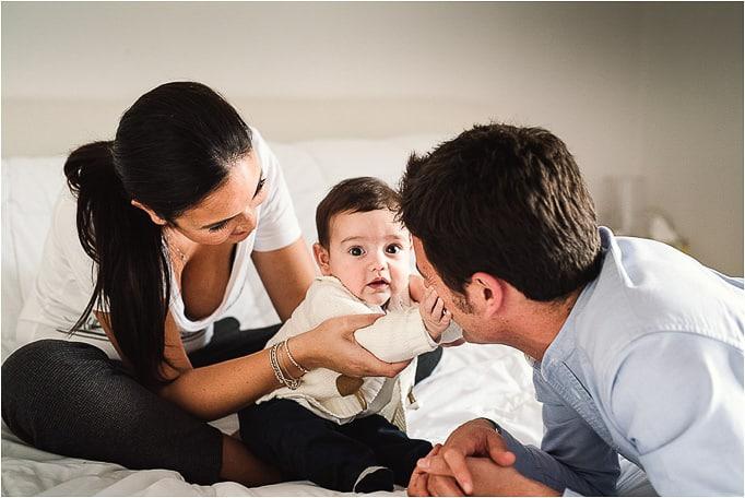 fotografia di famiglia lifestyle