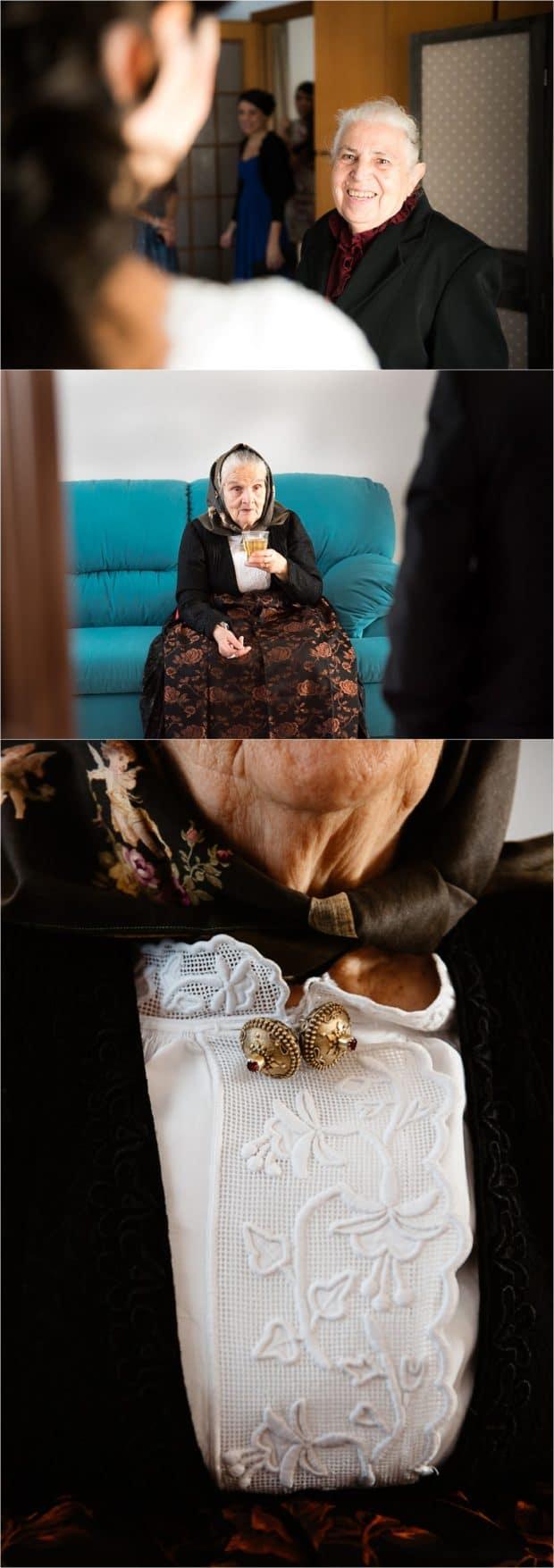 abito tradizionale sardo
