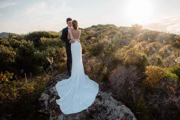 Luna di miele, anniversario in Sardegna