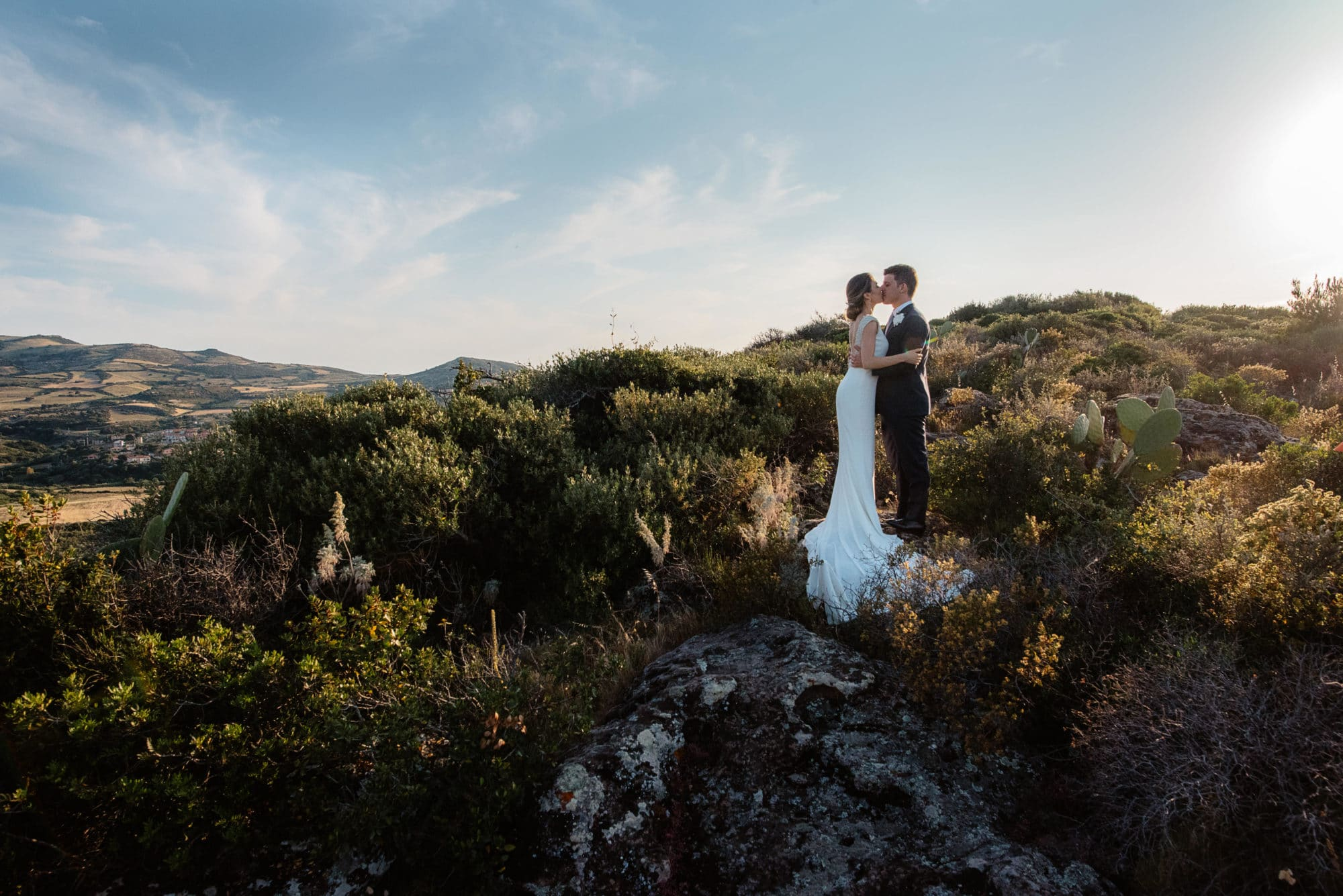 wedding photographer porto rotondo