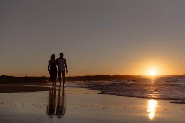 foto di coppia sassari mare