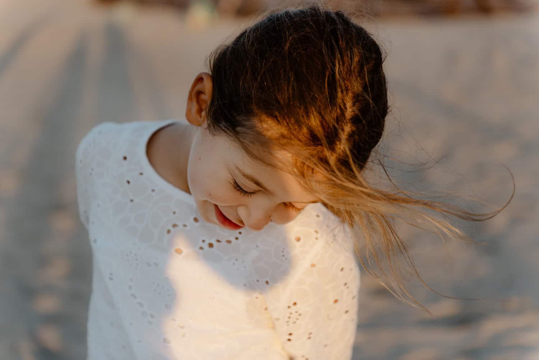 child photo sardinia