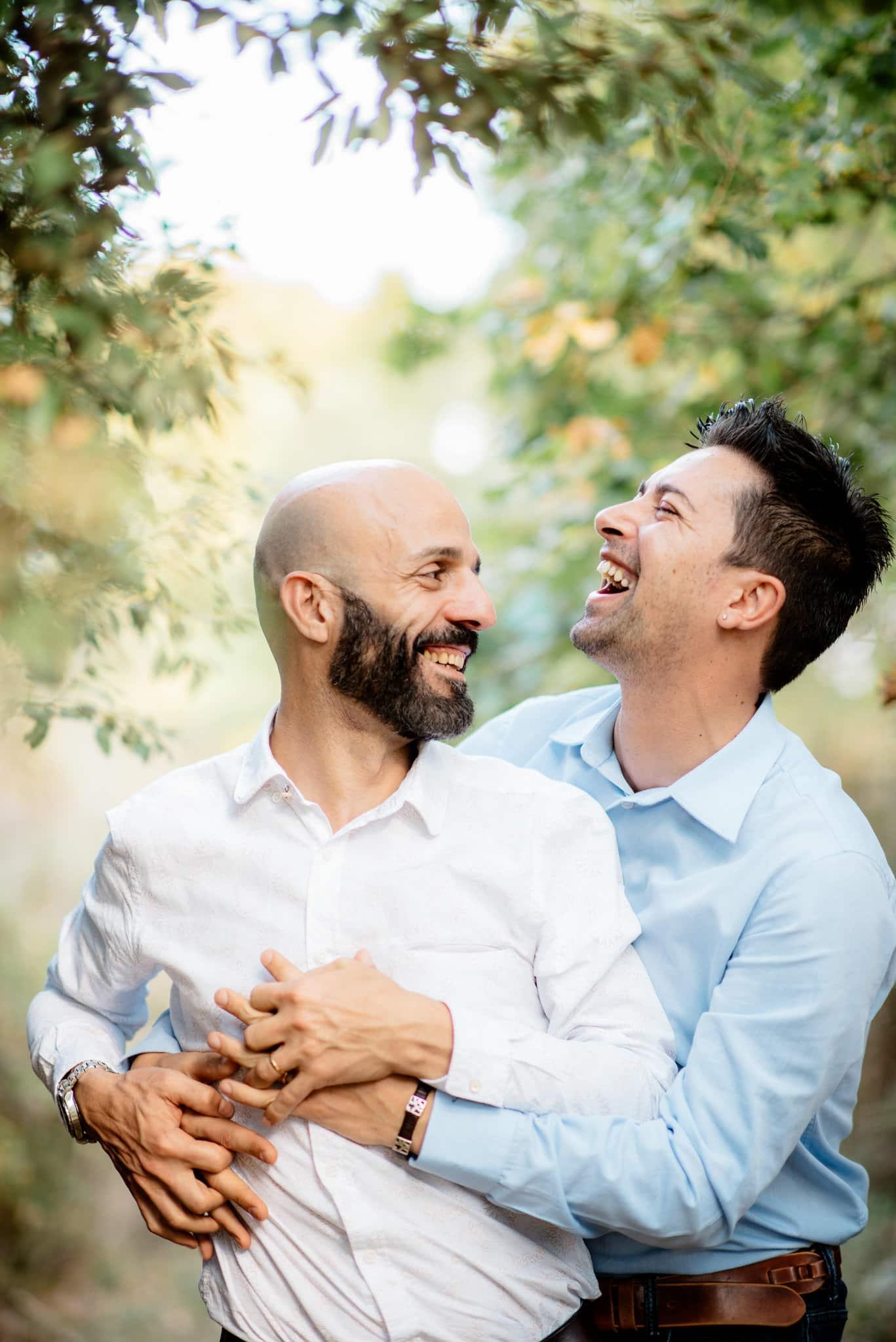 Sardinia Same-sex gay wedding