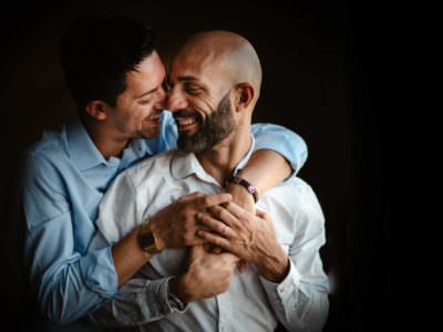Sardinia Same-sex gay wedding