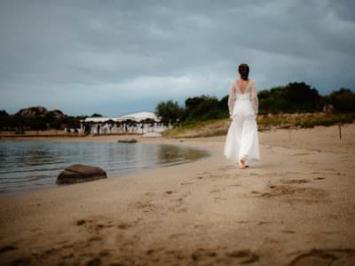 Porto Rotondo Sardinia wedding on the beach