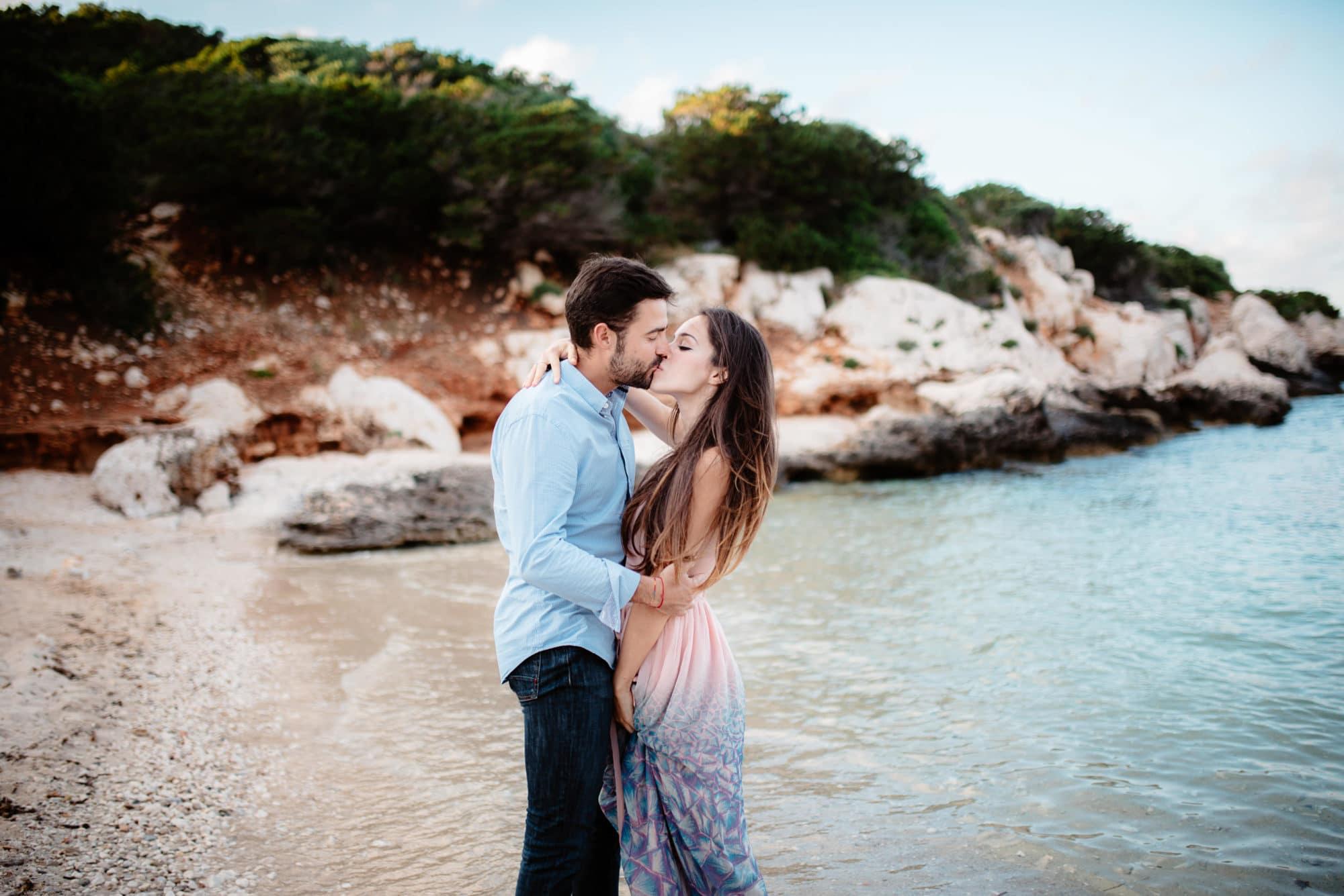 engagement sardinia Alghero