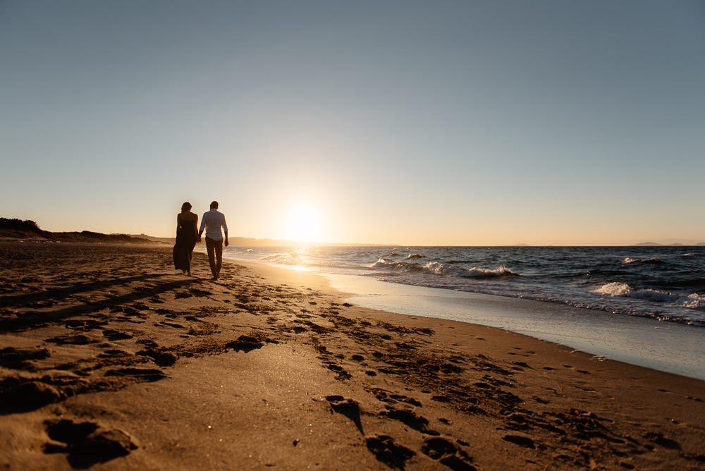 fidanzamento sul mare sassari