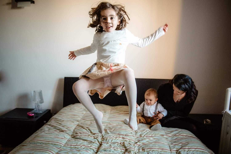 Family storytelling. sardinia