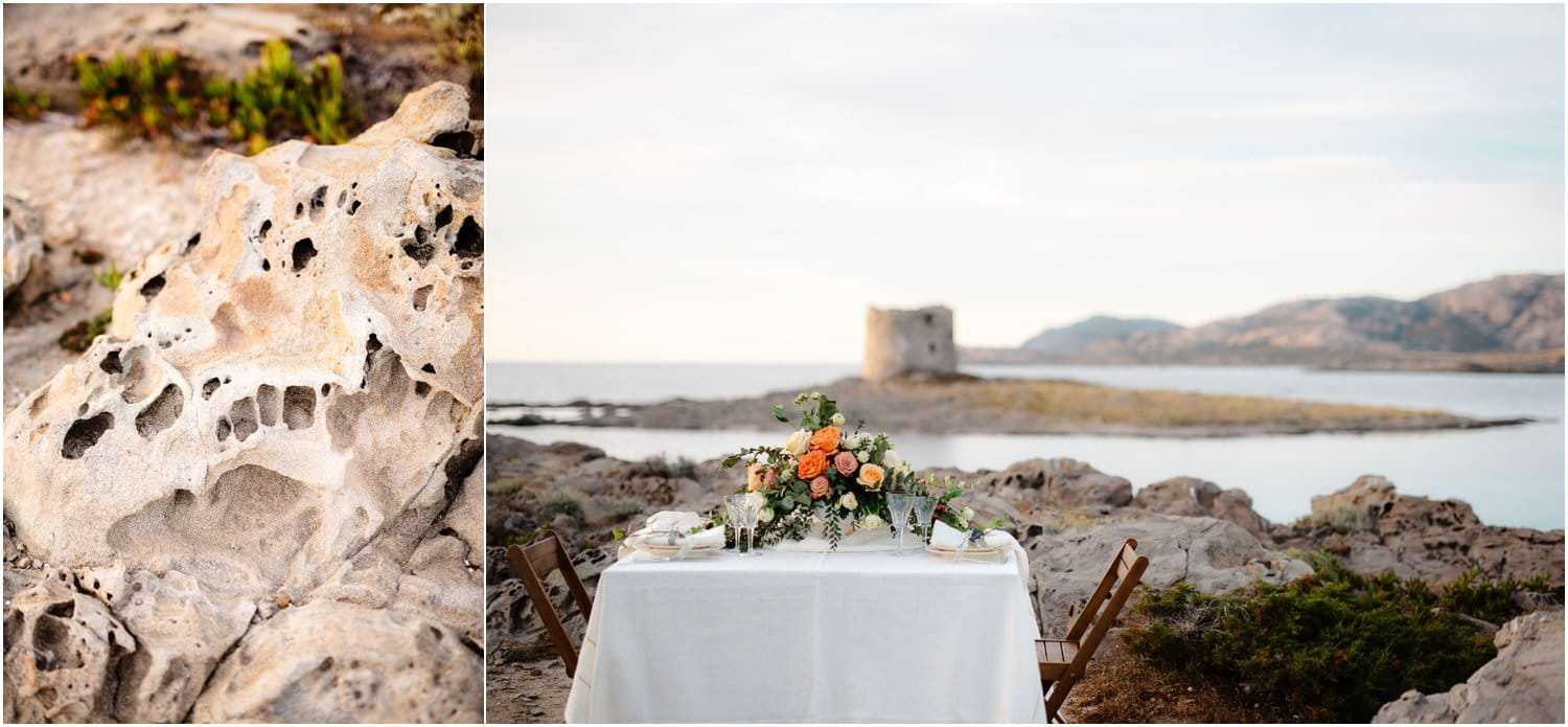 Elopement in Stintino, Sardegna