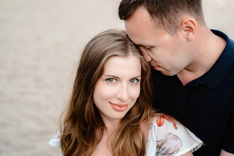 Pre wedding Sassari on the beach