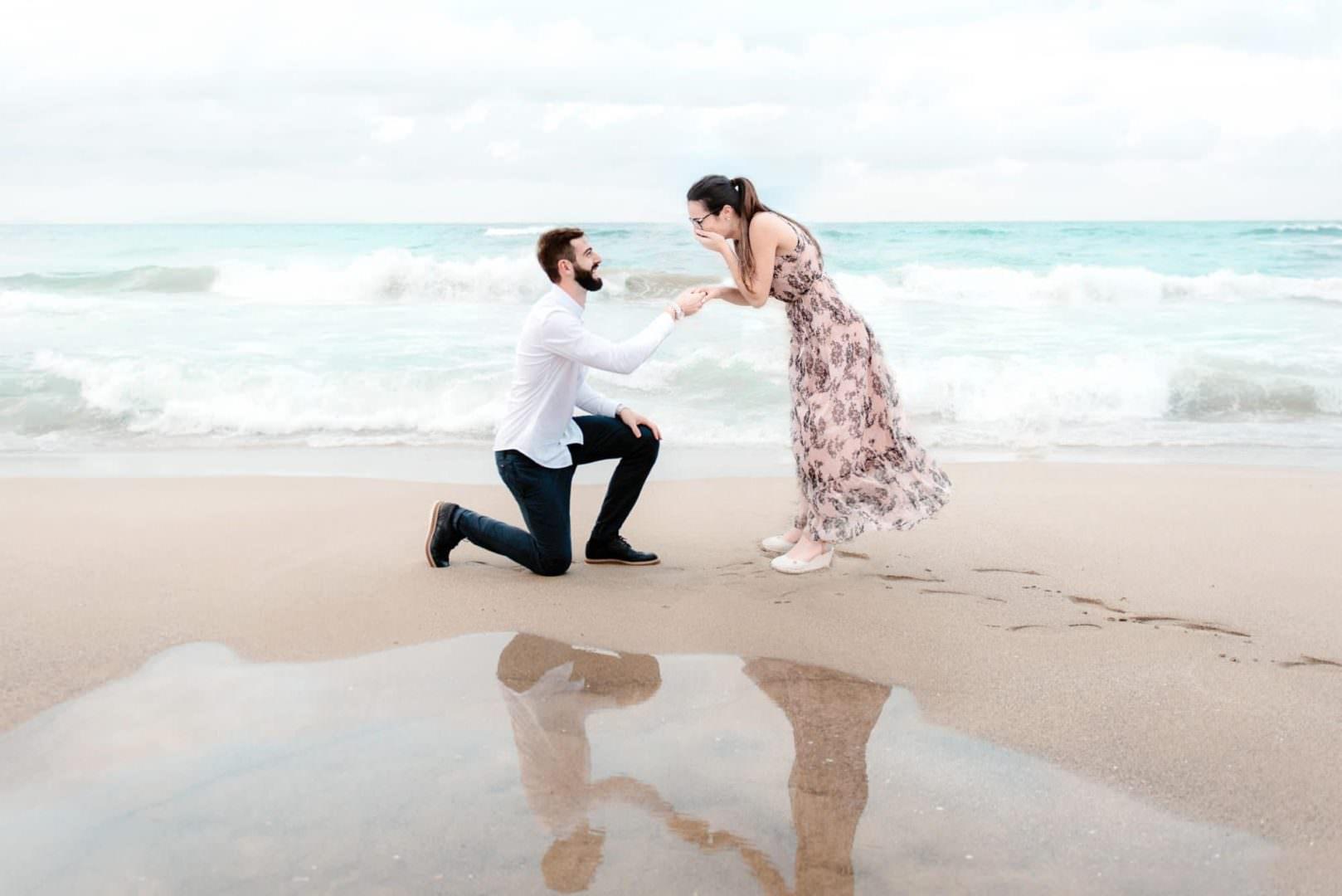 wedding proposal nord sardinia