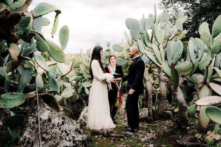 Cactus Wedding Sardinia